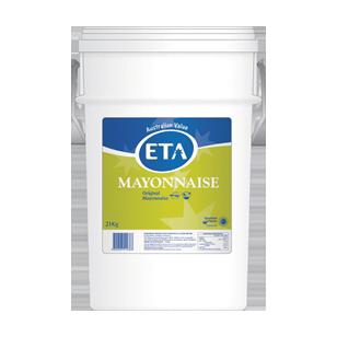 ETA Mayonnaise 21kg product photo