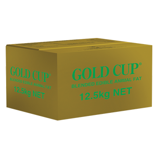 Gold Cup Solid Oil 12.5kg