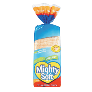 Mighty Soft Wholemeal Thick 650g product photo