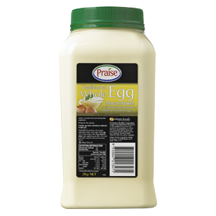 Image of Praise Traditional Whole Egg Mayonnaise