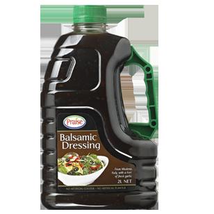 Praise Balsamic Dressing product photo
