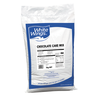 White Wings Chocolate Cake Mix