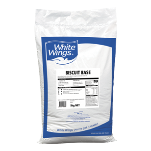Image of White Wings Biscuit Base