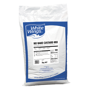 Image of White Wings No Bake Custard Mix