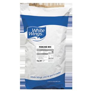 White Wings Pancake Mix 15kg