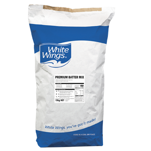 Image of White Wings Premium Batter Mix 15kg