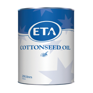 ETA Cottonseed Oil 20L