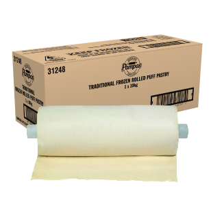 Image of Pampas Frozen Dispenser Roll Puff Pastry (10kg)