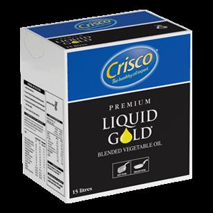 Crisco Liquid Gold 15L (Bag In a Box)