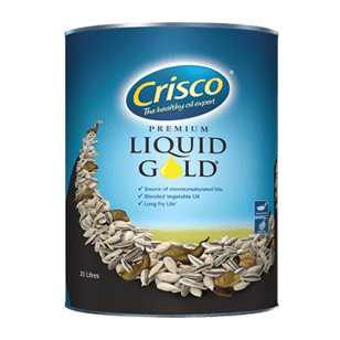 Crisco Liquid Gold 20L