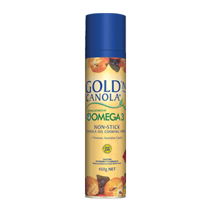 Gold'n Canola Oil Spray 450g