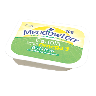 Meadow Lea Canola Oil Portion Pack product photo