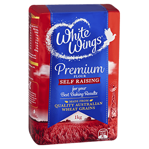 Image of White Wings Self Raising Flour 1kg