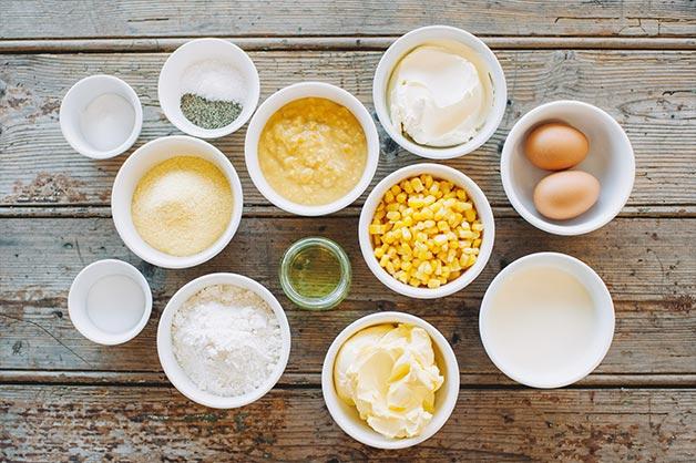 American Corn Bake
