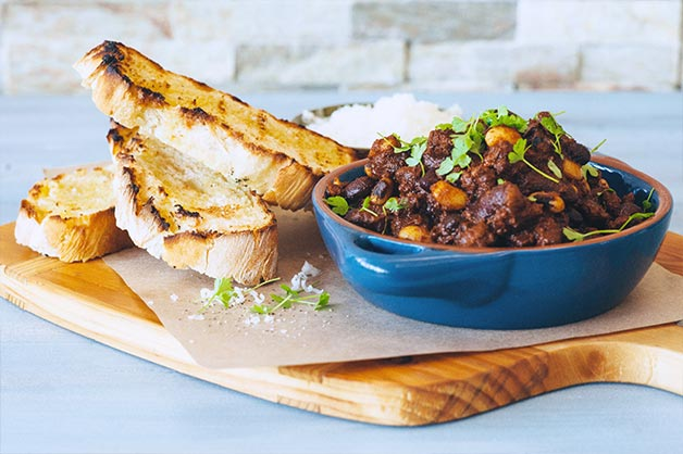 Texas Three Bean Chilli