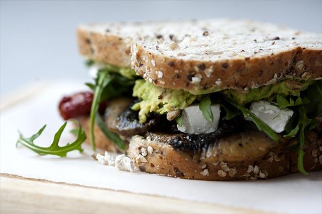 Image 7 - Vegetarian sandwich