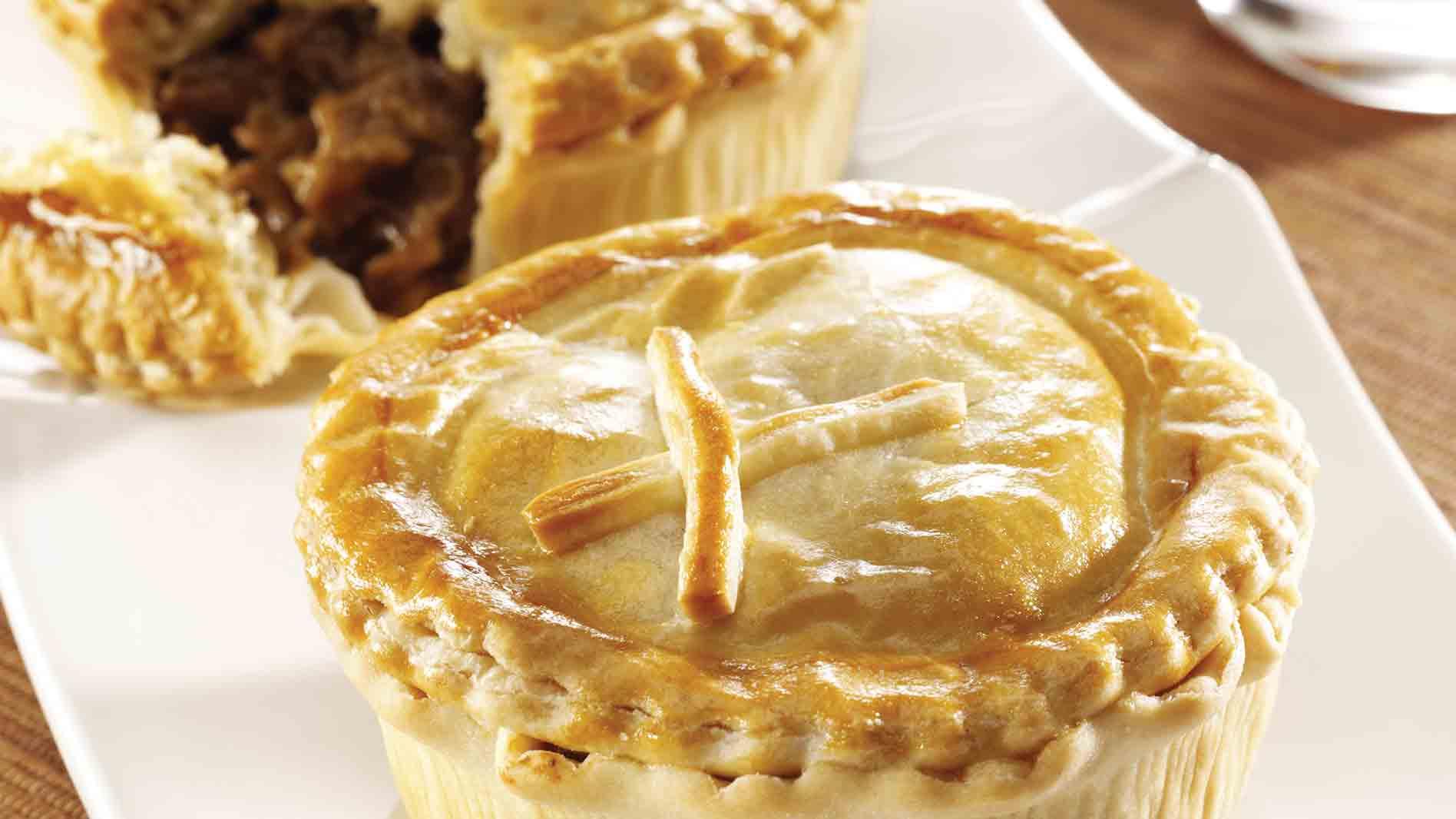 Pie Top Pastry