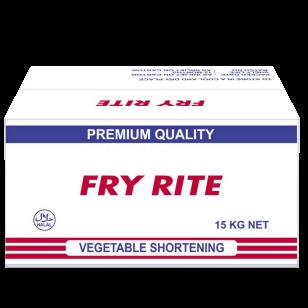Fry Rite Fryer Shortening 15kg product photo