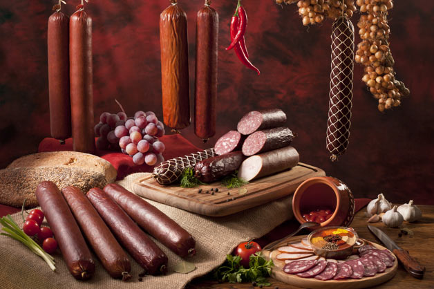 Sausages are a great way to save on wastage