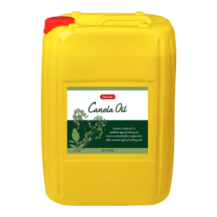 Meizan Canola Oil 20L (Jerry Can)