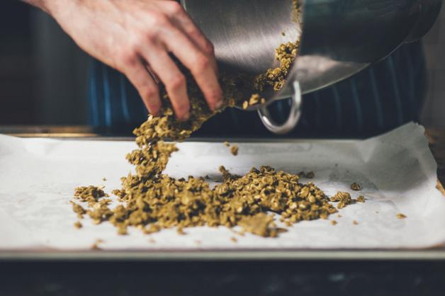 Pistachio Crunch