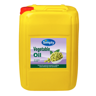 Simply Vegetable Oil 20L (Jerry Can)