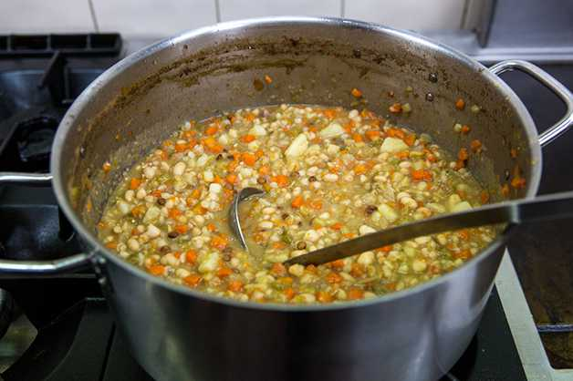 Thickened Soup Mix