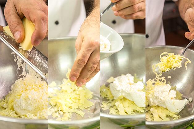 Prepare Cheeses