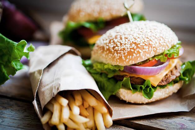 Premium Burger