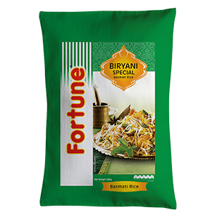 Fortune® Biryani Special Basmati Rice 20kg