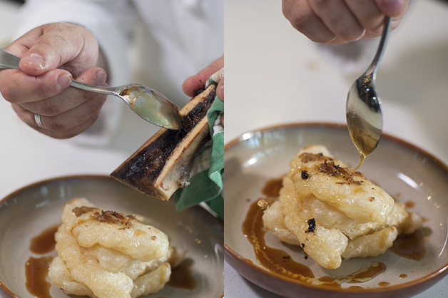 Bone Marrow Empanadas