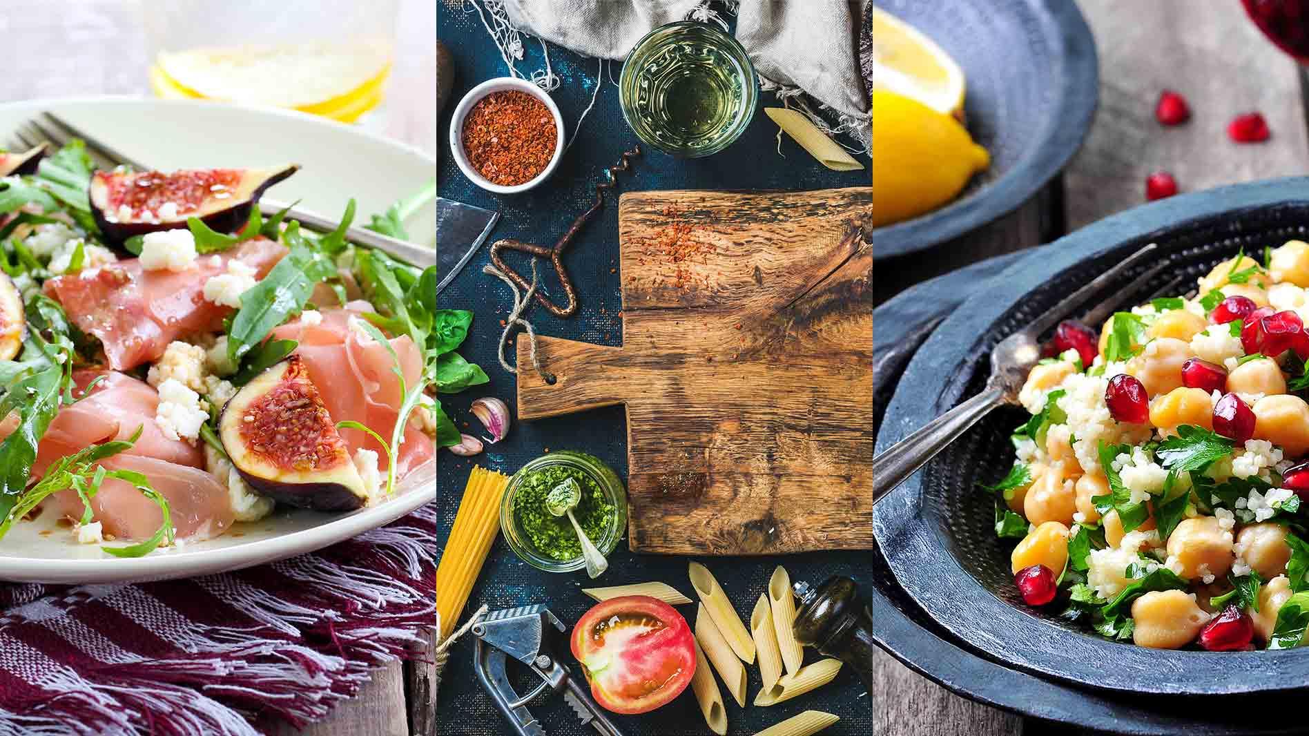 Sensational salads: Recipe inspiration from 4 award-winning chefs