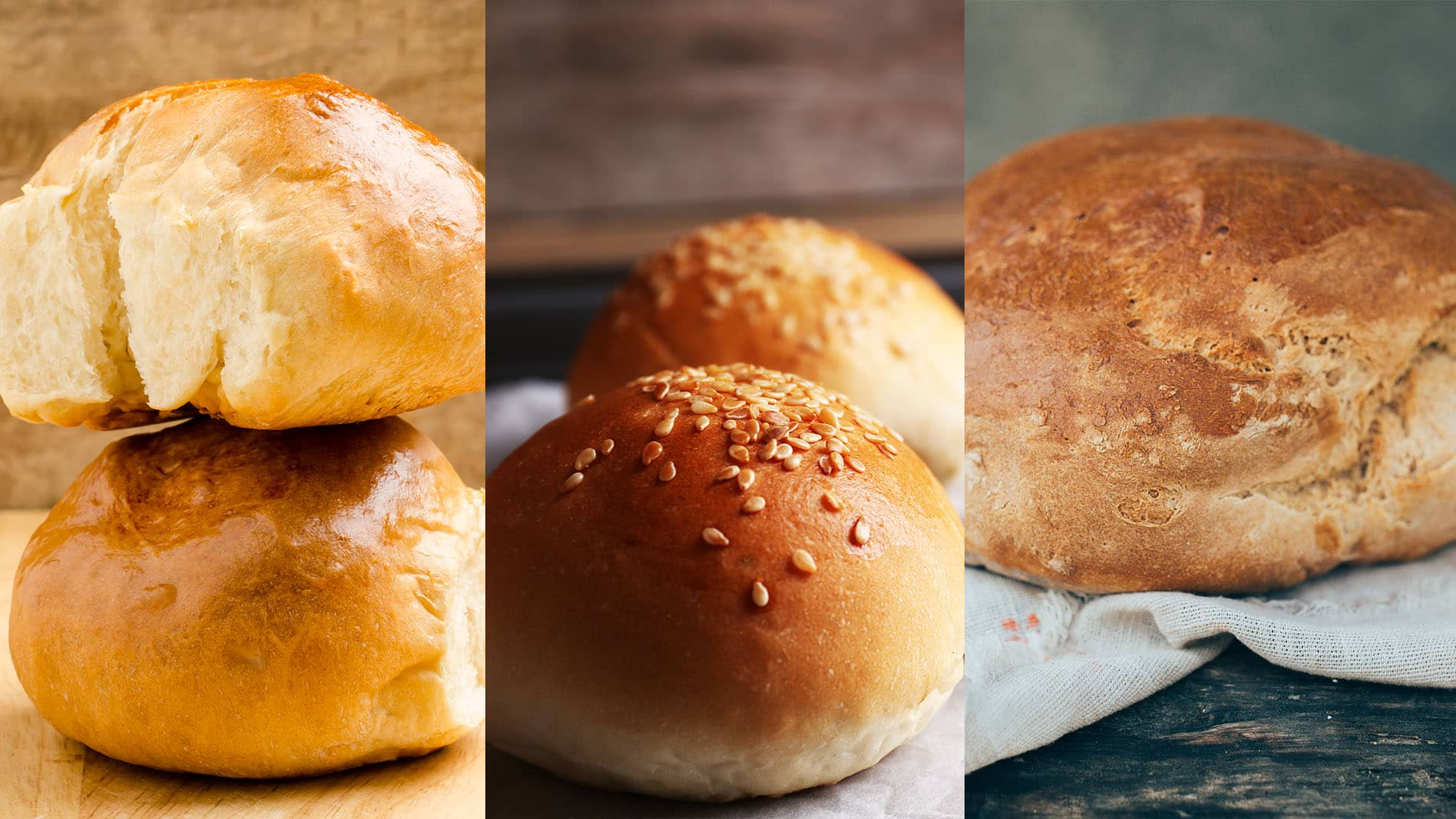 The Best Buns For Your Burgers REVEALED!