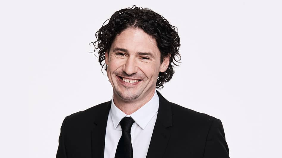 My Kitchen Rules' Colin Fassnidge