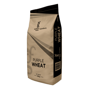 Purple Wheat Kibbled Grains 20kg