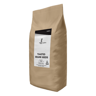 Toasted Sesame Seeds 15kg