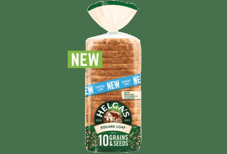 Helgas square loaf