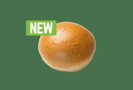 QBA glazed bun