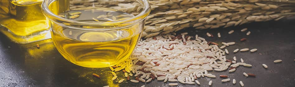 Image of Rice Bran Oil