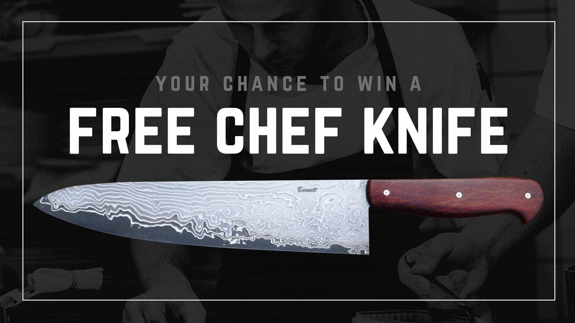 Chef Knife Series