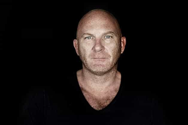 Image is of Matt Moran who speaks about mental health in the kitchen