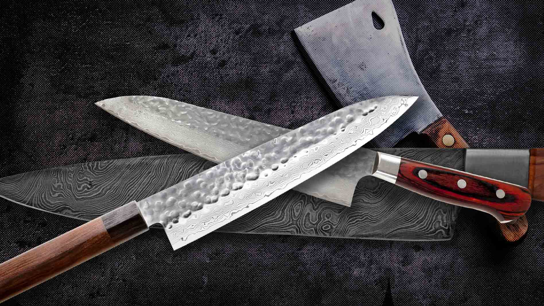 Knife experts reveal what you need to consider when buying a new knife