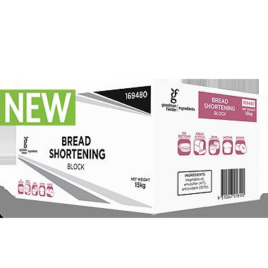 Bread Shortening 15kg