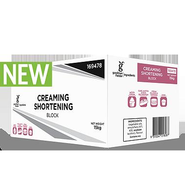 Creaming Shortening 15kg