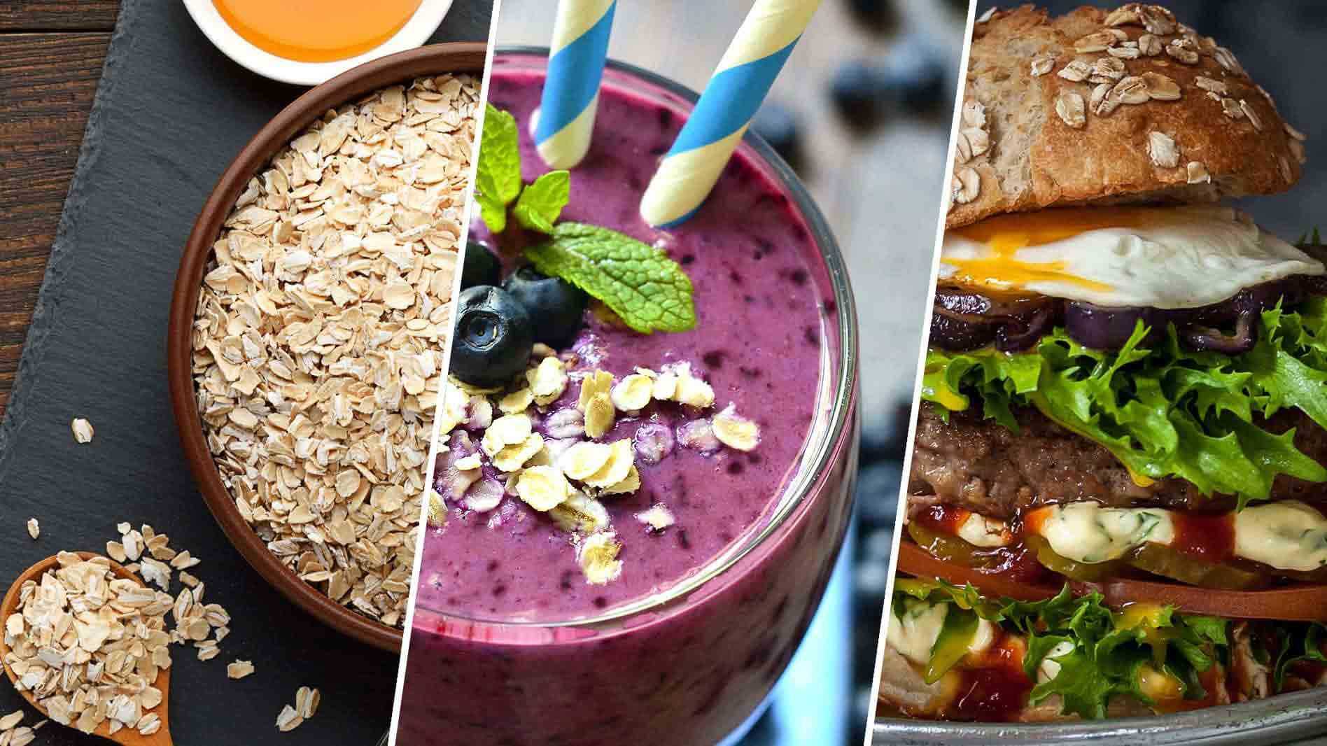 From entree, main and dessert: 6 ways to use oats in your kitchen