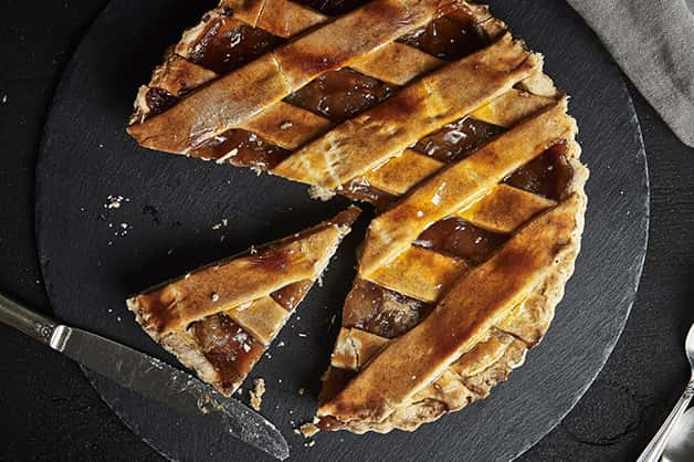 A pie oat crust is also an idea for the kitchen