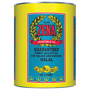 Zena Blended Vegetable Oil 20L