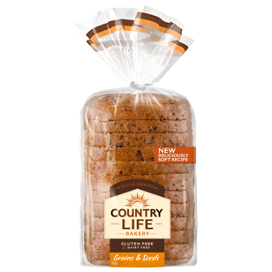 Image of Country Life Gluten Free Grains & Seeds 400g