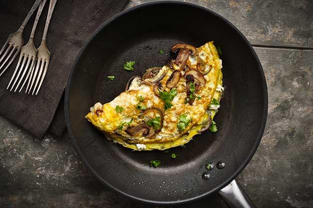 Gluten Free Breakfast Omelette Image