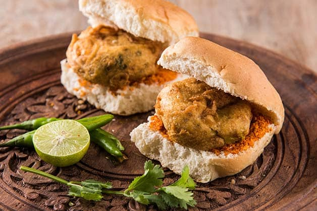 The Indian Vada Pav is their go-to sandwich